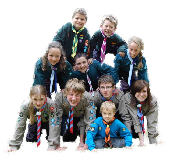 Wharfedale District Scouts